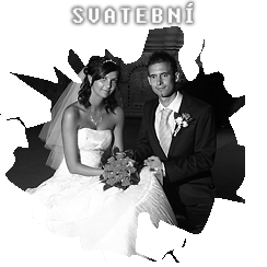 Profesionální Svatební fotograf, umělecké i reportážní svatební foto